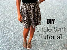 Brittany E.: DIY Circle Skirt Tutorial
