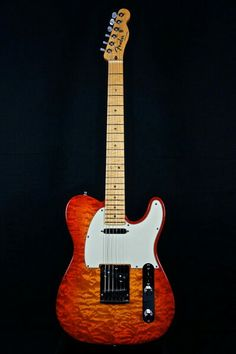 Another gorgeous Custom Shop Tele.
