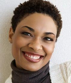 Astonishing Oval Faces Short Natural Hairstyles And Black Women On Pinterest Short Hairstyles Gunalazisus