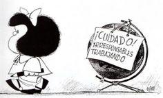 We Need Diverse Comic Books: Meet Mafalda — A Fuse Production Mafalda Quotes, Humor Grafico, Decir No, Snoopy, Comic Books, Jokes, Wisdom, Thoughts, Sayings