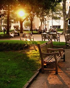 Rittenhouse Square....One of my favorite spots to be in the city