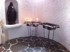 Stella Maris church in Porto Cervo