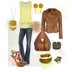 boho madness, created by ashley-jelliffe on Polyvore