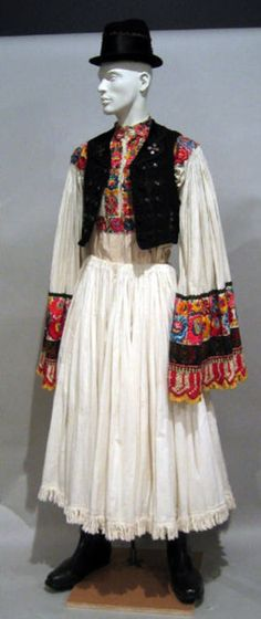 Hungarian ensemble via The Costume Institute of