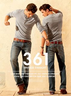 Lucky Brand Spring/Summer 2012 Denim Catalogue