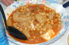 Recetas de Cocina Salvadoreña: Receta de Sopa DE FRIJOLES BLANCOS