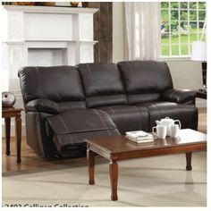 Andover Mills Edgar Double Reclining Sofa #ad #couch #homedecor