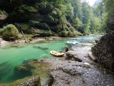 Salza Canyon #rafting #salza #gesäuse Rafting, Roots, My Books, Deep, River, Adventure, Outdoor Adventures, Trench, Campsite