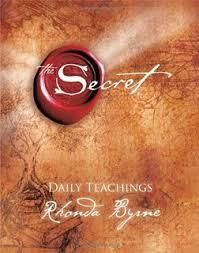 The Secret-  Rhonda Byrn(book review)   The Secret is a phenomenon. Since the book debuted lvia @Affimity