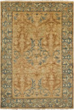 Surya Hillcrest Hil 9019 Moss Area Rug Incredible Rugs And Decor