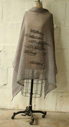 scarf by artlab on etsy ...