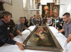 French fallout over Isenheim altarpiece restoration