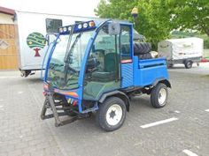 Iseki ICT 50 Municipal tractors used in 35457 Lollar-Ruttershausen, Germany (adt2476998) - traktorpool.de - The Marketplace for agricultural machinery