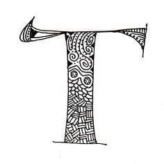 Maori-Inspired Alphabet #maoriletters