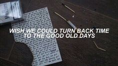 stressed out // twenty one pilots