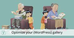 Optimize your (WordPress) gallery via Yoast
