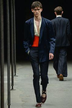 Dries Van Noten | Spring 2015 Menswear Collection | Look 18