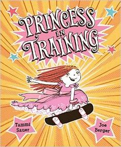 Princess Viola is great at skateboarding and karate-chopping, but she's lousy at the royal wave, walk, and waltz. The king and queen are not pleased. What's a princess to do? Attend the skill-polishing Camp Princess, of course. In the end, it's a good thing Viola is made of tougher stuff. Who else will save the day when the green dragon comes along? Joe Berger's zippy illustrations use comic book-style panels and show off ZIP! ZUP! ZOOM! sound effects. This sweet, funny picture book is just…