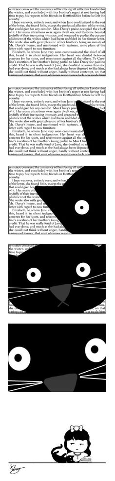 If you own a cat...this is what happens when you try to read *L*