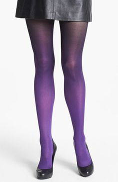 DKNY Ombré Tights available at #Nordstrom