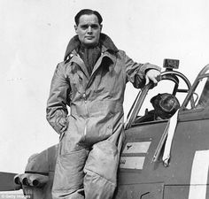 Sir Douglas Bader, an RAF pilot during WW2. He kicked ass and was later a disability activist. Also before the war he lost both his legs and got fake ones