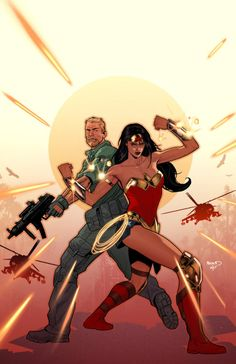 Wonder Woman: Steve Trevor #1 - Paul Renaud