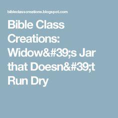 Bible Class Creations: Jesus Loves the Little Children Pop-Up Elijah And The Widow, Little Children, Child Love, Jesus Loves, Pop Up, Bible, Jar, Luke 24, Easter
