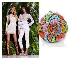 """Monte Carlo Lady, Diamante Crystal Clutch Bag. Shop online at www.montecarlolady.com"" by montecarlolady-com on Polyvore"