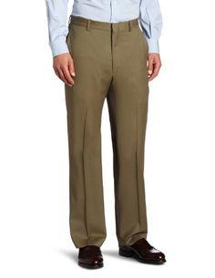 Joseph Abboud Men's Flat Solid Front Dress Pant « Clothing Impulse