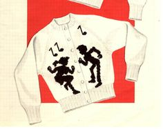 Hey, I found this really awesome Etsy listing at https://www.etsy.com/listing/386456174/1950s-knitting-pattern-knit-o-graf-218