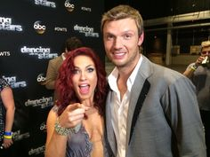 Attention #DowntonAbbey fans: For #DWTS TV Theme Song night Monday, @nickcarter & @SharnaBurgess get Downton!