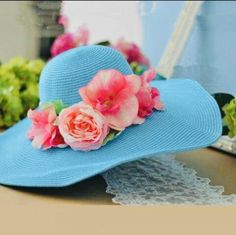 Fishing Bucket Hat, Mens Bucket Hats, Summer Hats For Women, Hello Spring, Flower Decorations, Pink Girl, Pink Flowers, Cool Things To Buy, Fashion Accessories