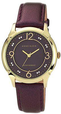 #Macy`s                   #women watches            #Anne #Klein #Watch, #Women's #Purple #Leather #Strap #36mm #AK-1066PMPR #Women's #Watches #Jewelry #Watches #Macy's              Anne Klein Watch, Women's Purple Leather Strap 36mm AK-1066PMPR - Women's Watches - Jewelry & Watches - Macy's                                              http://www.seapai.com/product.aspx?PID=908322