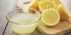 Usos poco comunes del limón   Sácale partido a estos remedios...