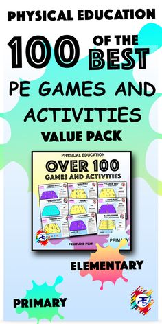 Physical Education Lesson Plans, Elementary Physical Education, Physical Activities, Funny Teacher Jokes, Teacher Humor, Increase Knowledge, Pe Ideas, Pe Games, Fun Games For Kids