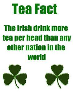 Irish Tea Fact - I do my share! Irish Quotes, Irish Sayings, Tea Quotes, Tea Facts, Irish Tea, Irish Drinks, Best Green Tea, Irish Eyes Are Smiling, Irish Pride