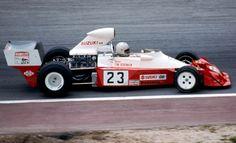 Tim Schenken s vozem Trojan-Ford T103   F1 cars 1974   Pinterest