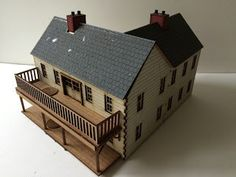 New 28mm ACW Houses   The Wargames Website