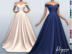 Sims 4 Mods Clothes, Sims 4 Clothing, Female Clothing, Clothing Sets, Sims Four, Sims 4 Mm, Sims 4 Collections, Sims4 Clothes, Sims 4 Dresses