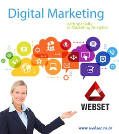 Digital marketing with speciality in marketing analytics... http://www.webset.co.in/seo-training-in-chennai-4/ #seo_training_in_chennai #best_seo_training_in_chennai Mail us:info@webset.co.in | visit us:www.webset.co.in | call us: +91 78455 17005