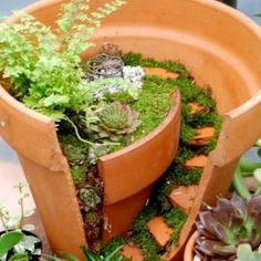pot recycling