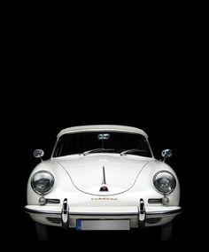 1961 porsche 356b super 1600