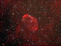 Cresent  Nebula