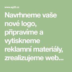 Navrhneme vaše nové logo, připravíme a vytiskneme reklamní materiály, zrealizujeme webovou prezentaci, naprogramujeme software na klíč. Software, Math Equations