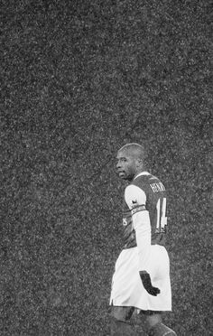 Thierry Henry Photo - 2007 UK Specialist Sport folio of Year - Photographer's Choice