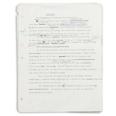 Unpublished Timothy Leary manuscript may achieve $50,000