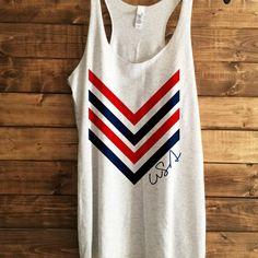 SALE- Chevron America Racerback, Women's trendy tshirt, 4th july tank, shirts for 4th of july, american flag, american flag tank,