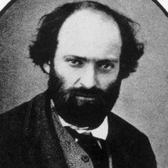 """Paul Cézanne (Aix-en-Provence, Francia, 1839-id., 1906) Pintor francés postimpresionista, considerado el padre de la pintura moderna, cuyas obras establecieron las bases de la transición entre la concepción artística decimonónica hacia el mundo artístico del siglo XX. """"El ojo absorbe, El cerebro produce formas"""""""