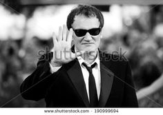 VENICE, ITALY - SEPTEMBER 11: Director Quentin Tarantino attends the Closing Night premiere during the 67th Venice Film Festival on September 11, 2010 in Venice, Italy. - Shutterstock Premier
