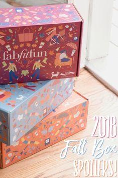 2018 FabFitFun Fall